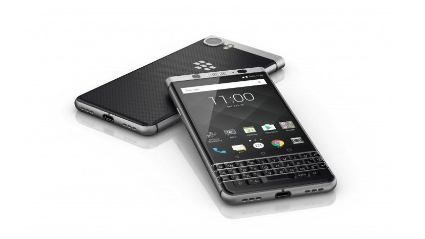 KEYone, así es lo nuevo de BlackBerry que rescata el teclado físico 29