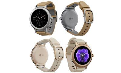 Filtrado el diseño y las especificaciones del LG Watch Style 52