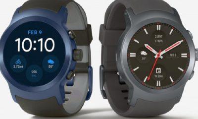 Filtrado el LG Watch Sport, desarrollado en colaboración con Google (Actualizada) 30