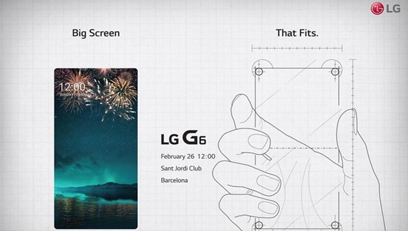 LG G6 confirmado para el MWC ¡Atención a la pantalla!