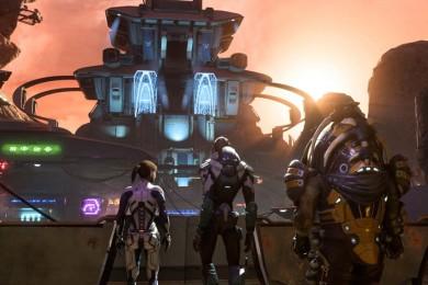 Mass Effect Andromeda en vídeo: Combates, habilidades y armas