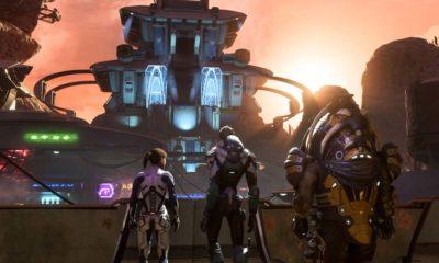Mass Effect Andromeda en vídeo: Combates, habilidades y armas 93