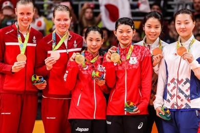 Tokio entregará medallas hechas con metales de tecnología reciclada