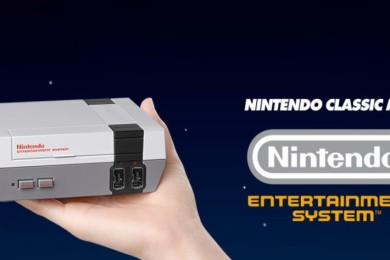 Nintendo vende 1,5 millones de NES Classic Edition