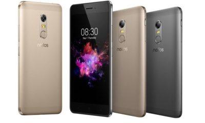 TP-LINK muestra los smartphones Neffos X1 y X1 Max 86
