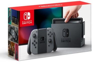 Desempaquetado de Nintendo Switch, ahora sí, oficial y completo
