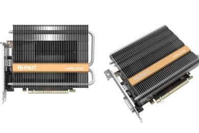 Palit presenta la GTX 1050 TI KalmX con refrigeración pasiva