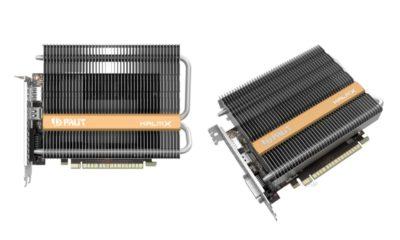 Palit presenta la GTX 1050 TI KalmX con refrigeración pasiva 100