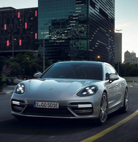 Nuevo Porsche Panamera con motor híbrido, 686 caballos de potencia 33