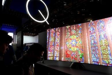 Revelados los precios de los televisores Quantum LED de Samsung