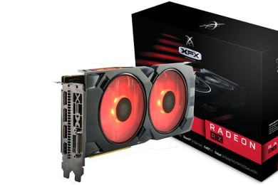 XFX presenta la Radeon RX 480 Crimson Edition 8 GB