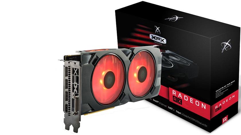 XFX presenta la Radeon RX 480 Crimson Edition 8 GB 30