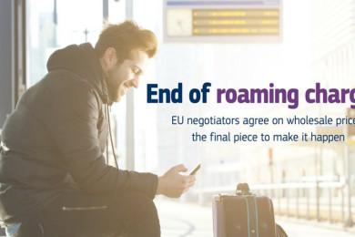 """Acuerdo en la UE para el """"fin del roaming"""""""