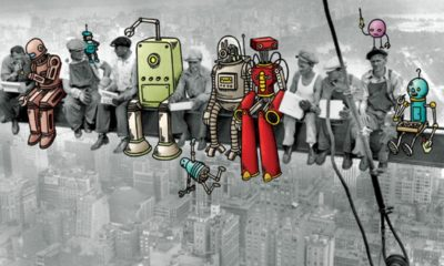 Reino Unido quiere remplazar a funcionarios por robots 49
