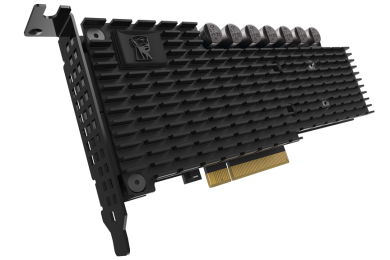 Kingston anuncia los SSDs DCP-1000, hasta 6.800 MB/s