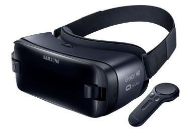 Nuevo kit Samsung Gear VR con mando a distancia