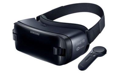 Nuevo kit Samsung Gear VR con mando a distancia 82