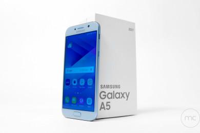 Samsung Galaxy A5 2017, mejorando la familia