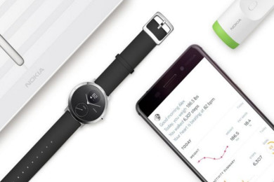 Muy pronto podremos comprar un smartwatch Nokia