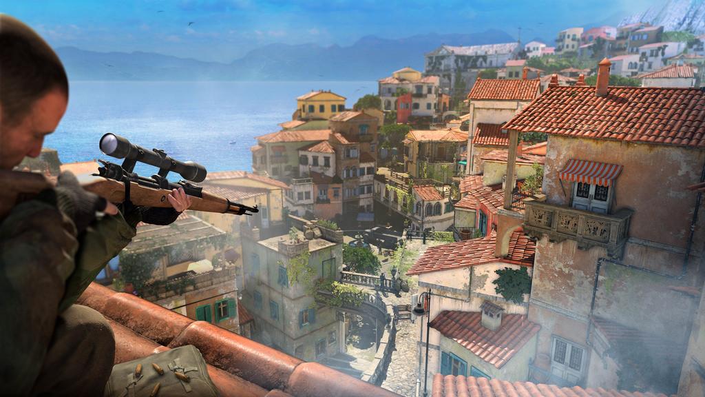 Ya disponible Sniper Elite 4, soporta funciones avanzadas de DirectX 12 29