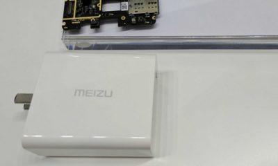 Super mCharge de Meizu, carga tu batería de 0 a 60% en diez minutos 55