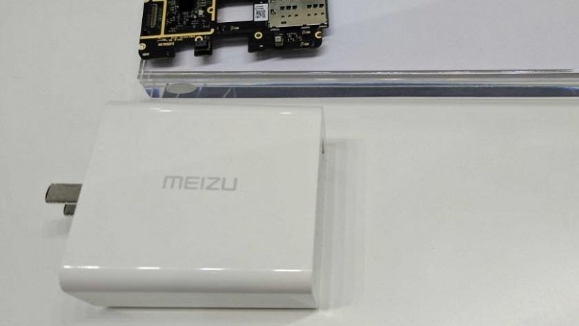 Super mCharge de Meizu, carga tu batería de 0 a 60% en diez minutos 30
