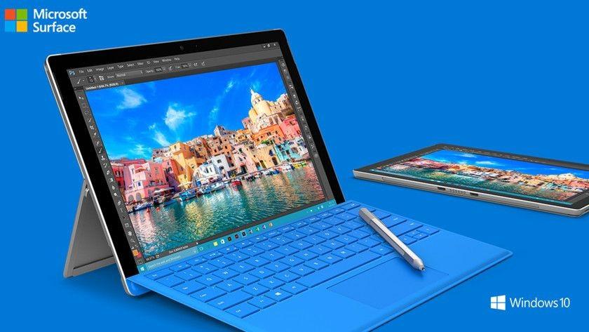 Surface Pro 5 está en marcha