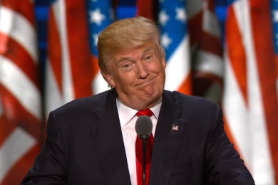 """Hackean servidor de Trump mientras éste la lía con el """"caso sueco"""""""