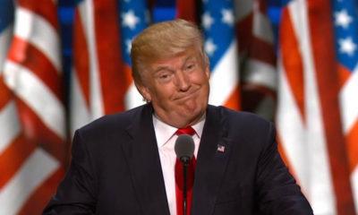 Hackean servidor de Trump
