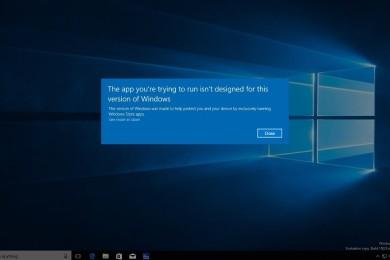 Windows 10 Cloud es real, primer contacto y nueva información