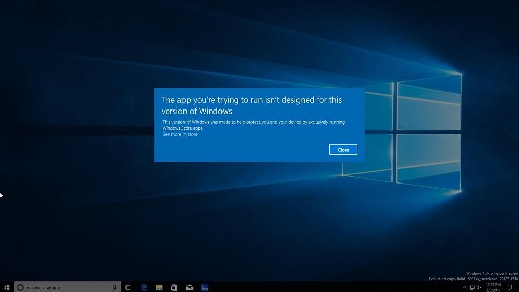 Windows 10 Cloud es real, primer contacto y nueva información 29