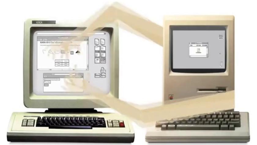 ¿Copió Microsoft la GUI de Apple? Los dos copiaron de Xerox PARC