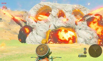 The Legend of Zelda Breath Of The Wild es enorme 76