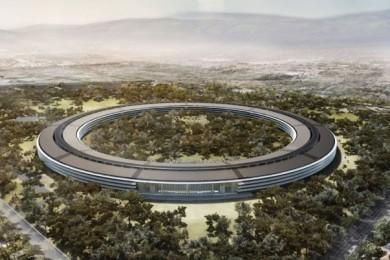 Apple Park, así es el nuevo campus que Apple inaugurará en abril