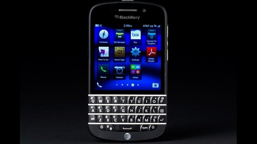 Gartner certifica el fin de una era: la cuota de BlackBerry es del 0%