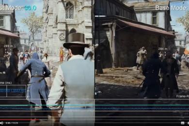 Este vídeo demuestra cómo funciona el Boost Mode de PS4 Pro