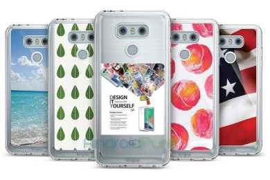 Nueva filtración del LG G6 vestido con diferentes fundas