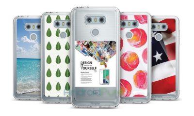 Nueva filtración del LG G6 vestido con diferentes fundas 57