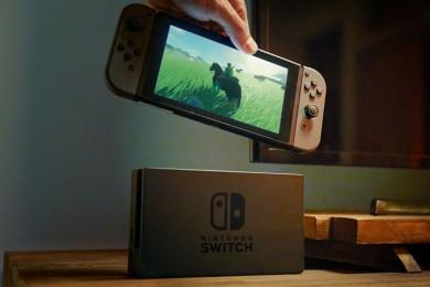 Nintendo Switch tiene una autonomía media de 3 horas con el nuevo Zelda