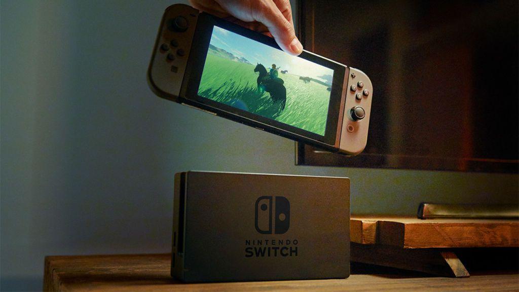 Nintendo Switch tiene una autonomía media de 3 horas con el nuevo Zelda 30