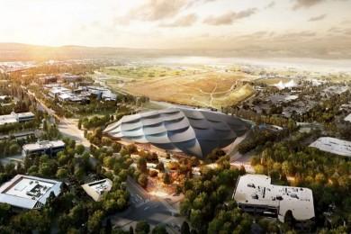 Google comparte la visión que tiene para su futuro campus