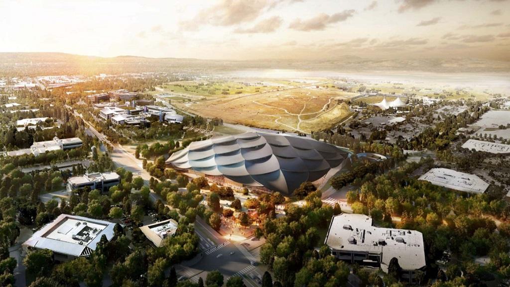 Google comparte la visión que tiene para su futuro campus 30