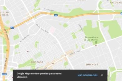 Cómo evitar que una web sepa dónde estás