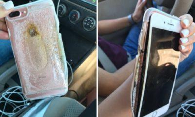 Un iPhone 7 Plus ha explotado, Apple está investigando 43