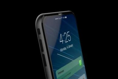 iPhone 8 con carga inalámbrica y escáner de iris, dice un rumor