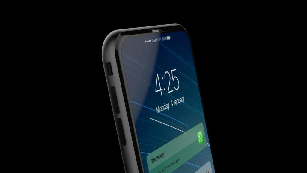 iPhone 8 con carga inalámbrica y escáner de iris, dice un rumor 30