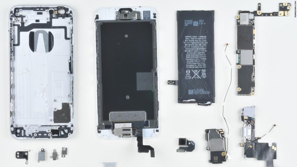 Apple posiciona en contra de la ley del Derecho a Reparar 31