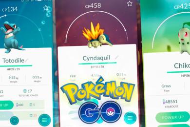 Llegan 80 nuevos Pokémon a Pokémon Go