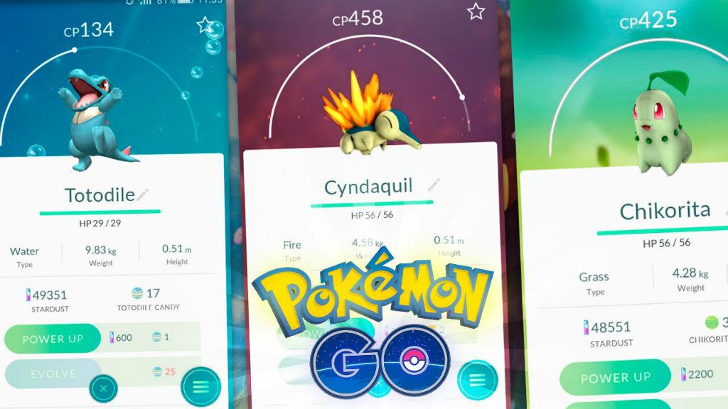 Llegan 80 nuevos Pokémon a Pokémon Go 33