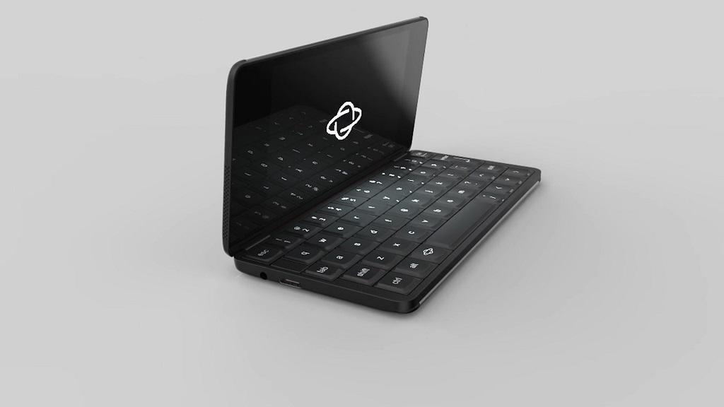 Gemini PDA, un proyecto interesante basado en Linux 29